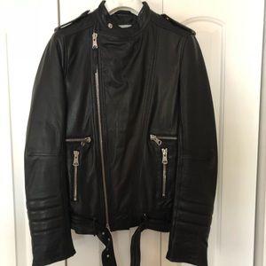 J. Lindeberg Jackets & Coats - Leather jacket